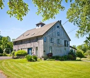 A Converted Barn in Maine