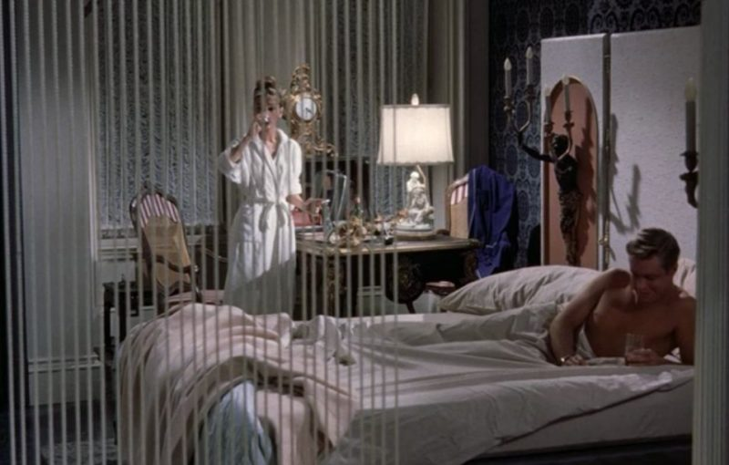 George Peppard\'s apartment in Breakfast at Tiffany\'s