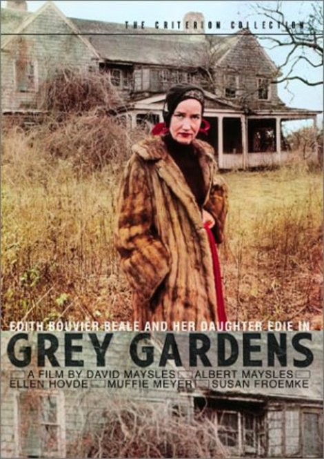 Grey Gardens Movie Poster Hooked On Houses