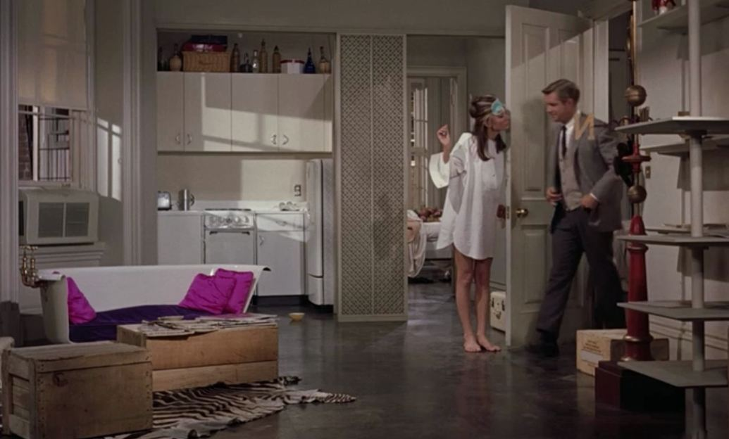 Holly Golightly S Apartment In Breakfast At Tiffany S 3