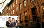 """Sarah Jessica Parker's Townhouse in """"I Don't Know How She Does It"""""""