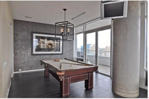 Khloe Kardashian and Lamar Odom's condo in Dallas 4