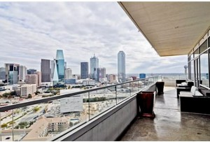 Khloe Kardashian and Lamar Odom's condo in Dallas 8