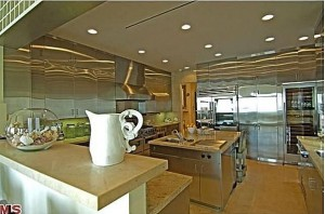stainless steel kitchen-Osbournes Malibu