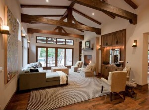 314 woodland living room