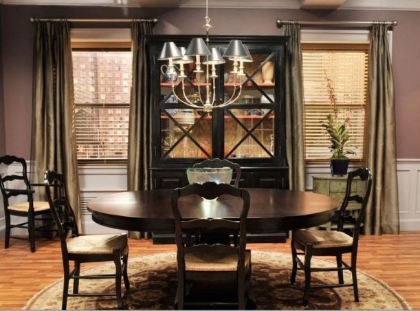 The Good Wife Alicia Florrick 39 S Apartment In Chicago Hooke