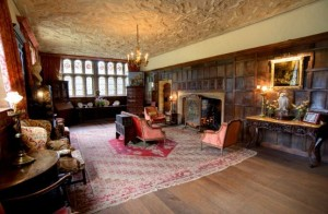 Athelhampton House-great chamber