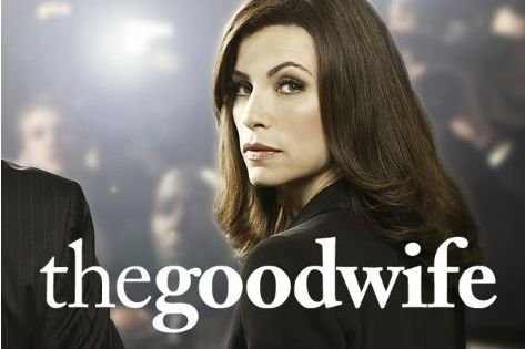 Julianna Marguiles The Good Wife CBS poster