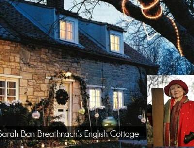 Newton's Chapel: Sarah Ban Breathnach's Stone Cottage