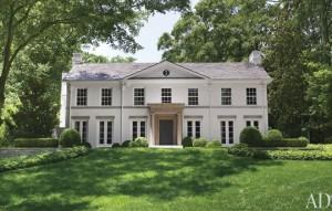 Suzanne Kasler's Regency-Style home in Atlanta