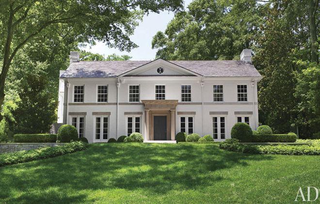 Suzanne Kasler S Regency Style Home In Atlanta Hooked On