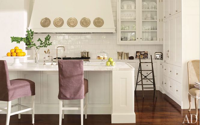 kitchen island with barstool