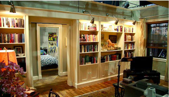 The Good Wife Living Room Set Via Stephen Saint Onge 2
