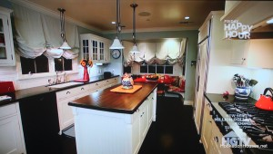 Deidre Hall's kitchen-HGTV