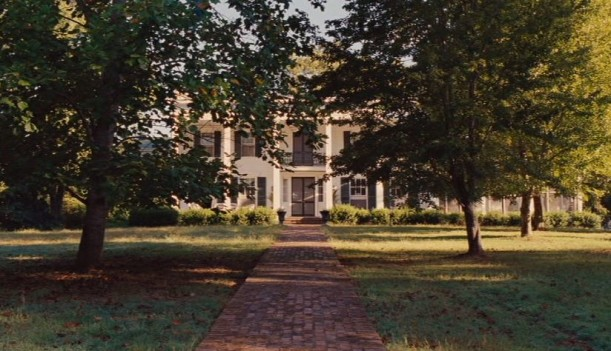 front exterior of Foote Plantation