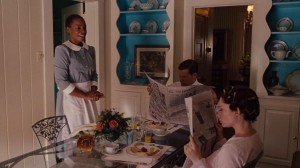 Hilly's dining area-The Help