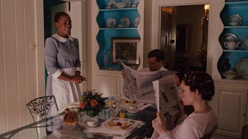 Hilly\'s dining room in The Help