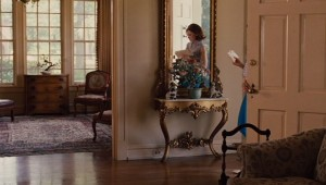 Hilly's entry hall-The Help
