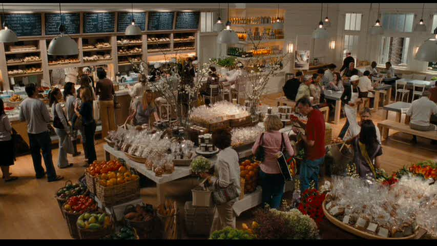 Meryl Streep's Bakery in It's Complicated movie