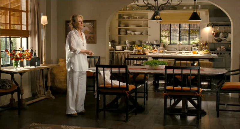 Meryl Streep It's Complicated movie kitchen