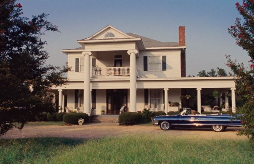 Skeeter 39 S White House In The Help Hooked On Houses