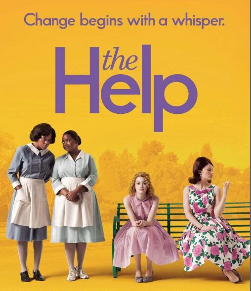 """The Help"" movie poster"