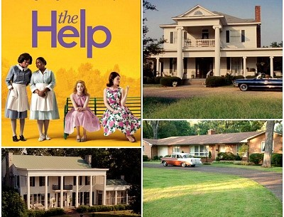 """The Help:"" Four Perfectly Southern Houses from the 1960s"