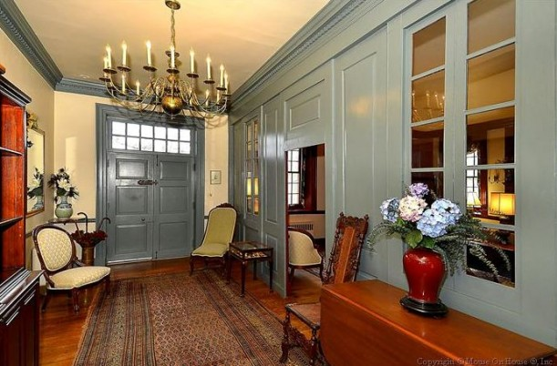 George Washington Slept Here An 18th Century Plantation House For Sale In Virginia Hooked On