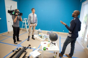 David Bromstad hosts season 7 Design Star
