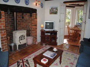 Fig Tree Cottage for sale-hearth