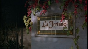 La Fortuna sign Til There Was You