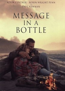 Message in a Bottle movie poster 1999