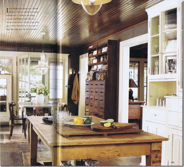 """Beach House Kitchen: The Outer Banks Beach House From """"Message In A Bottle"""""""