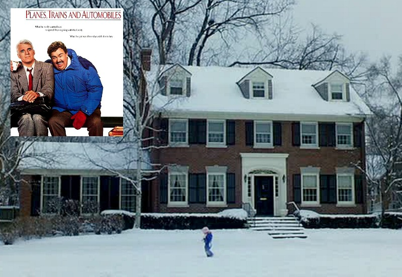 Planes Trains and Automobiles Movie House featured