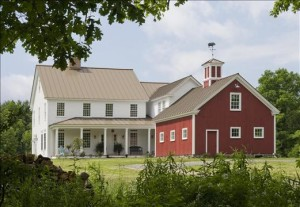 Rebecca Leland Farmhouse by Connor Homes