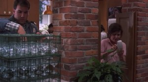 Sally Field-brick archway to kitchen