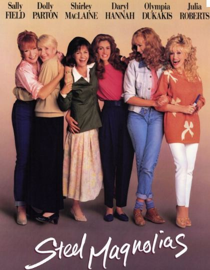 Steel Magnolias movie poster