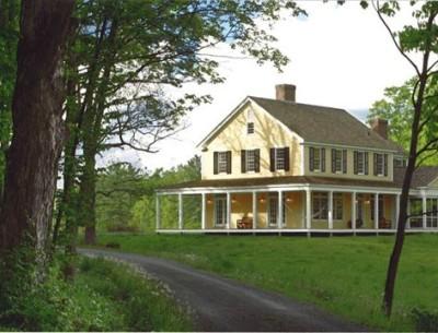 The Emmaline Gabrielle Farmhouse by Connor Homes
