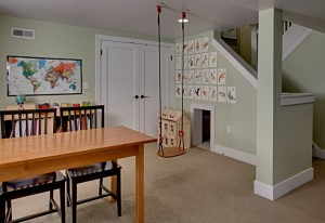 basement after-finished playroom