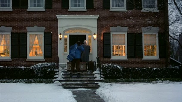 Classic Colonial From Planes Trains And Automobiles