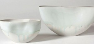 handcrafted bowls from Studio A