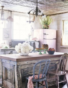 Country Living-Magnolia Pearl kitchen