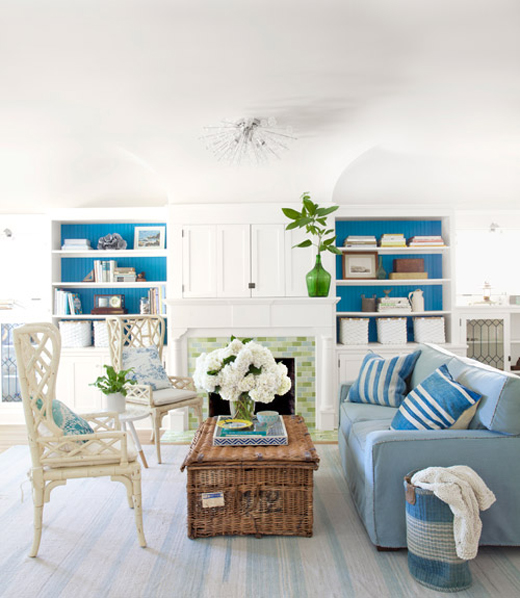 Glamorous Housewife featured Country Living