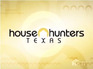 House Hunters Texas show logo