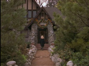House in Big Bear-Hanging Up movie