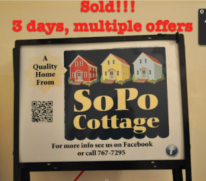 SoPo Cottage For Sale