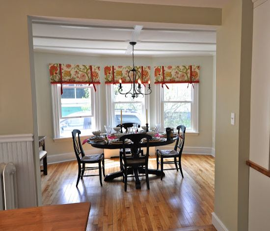 SoPo Cottage dining room - Hooked on Houses