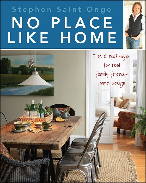 Stephen-Saint-Onge- book No-Place-Like-Home