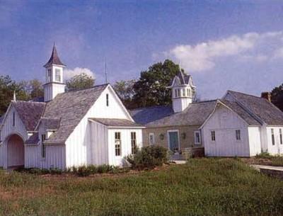 Suzy Stout farmhouse Traditional Home 2000