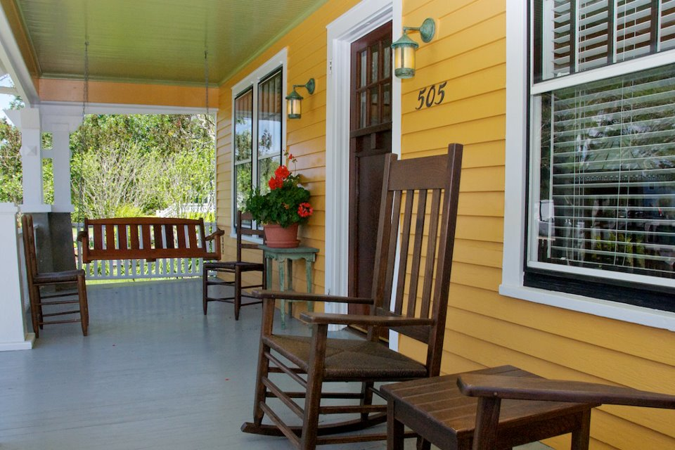 Croatan Cottage at Roanoke Inn